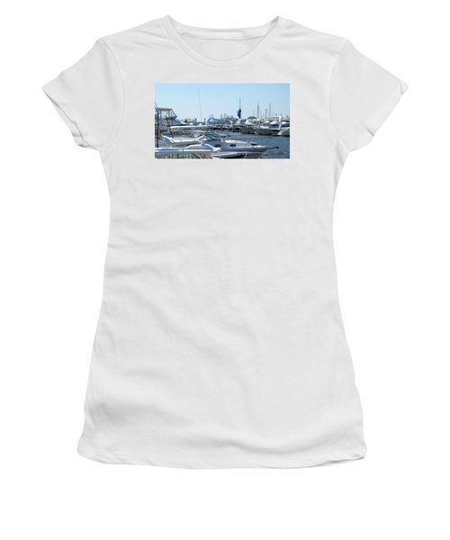 Boat Show On The Bay Women's T-Shirt