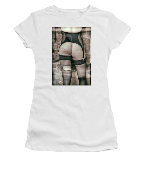 Body #3679 Women's T-Shirt (Athletic Fit)