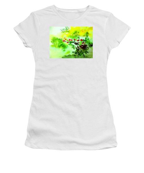 Boganwel Women's T-Shirt (Athletic Fit)