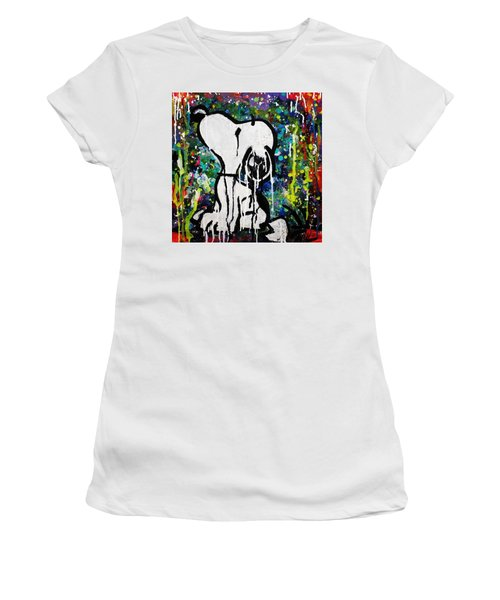 Bold.snoopy Women's T-Shirt