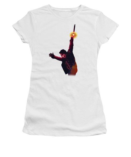 Bono - Light Women's T-Shirt (Junior Cut) by Clad63
