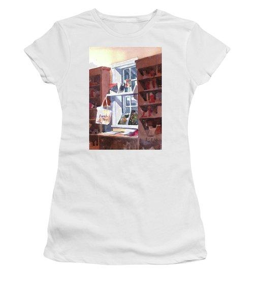 Book Bag Women's T-Shirt