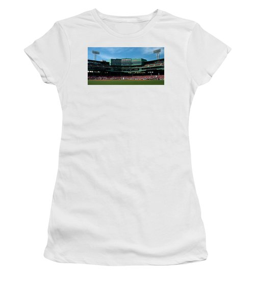 Boston's Gem Women's T-Shirt (Athletic Fit)