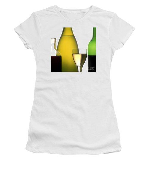Bottles Of Variety Vine Women's T-Shirt