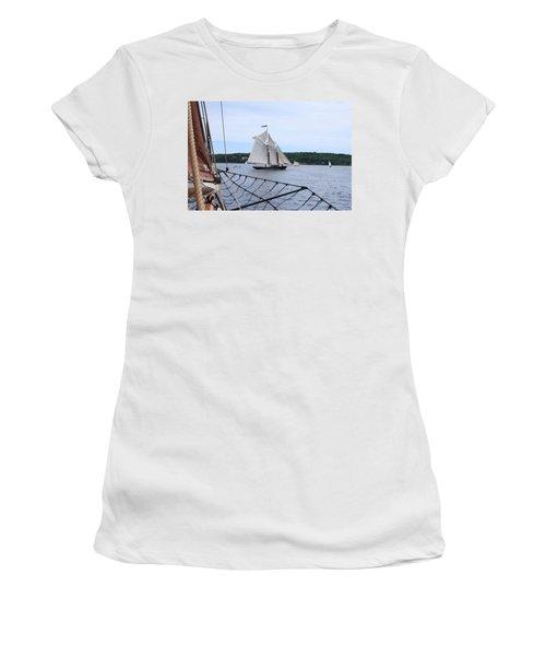 Bowditch Under Full Sail Women's T-Shirt