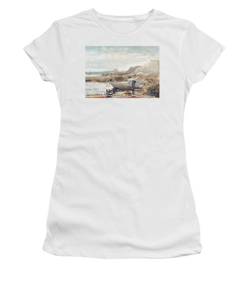 Boys On The Beach Women's T-Shirt