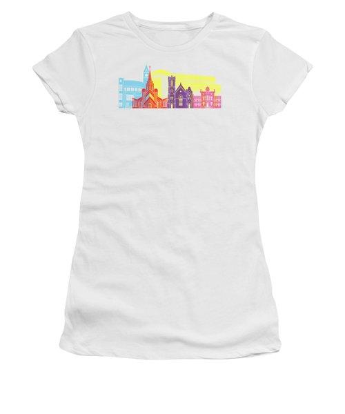 Brampton Skyline Pop Women's T-Shirt
