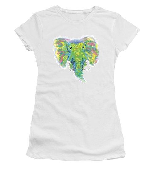 Brave Soul Women's T-Shirt (Athletic Fit)