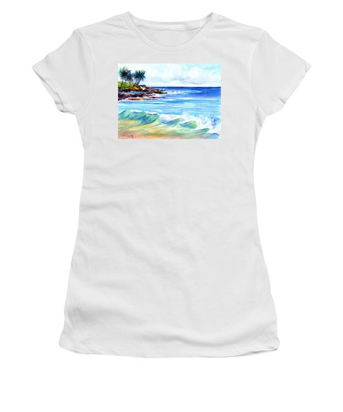 Brennecke's Beach Women's T-Shirt