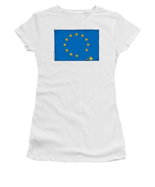Brexit Eu Flag  Women's T-Shirt