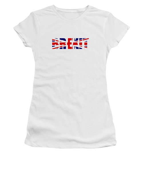 Brexit Women's T-Shirt (Athletic Fit)