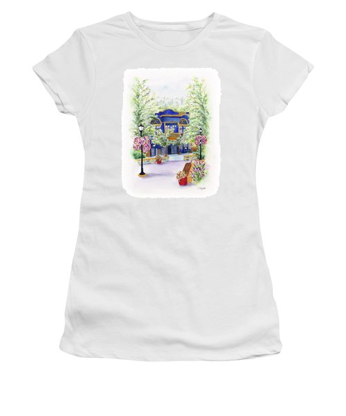 Brickroom On The Plaza Women's T-Shirt