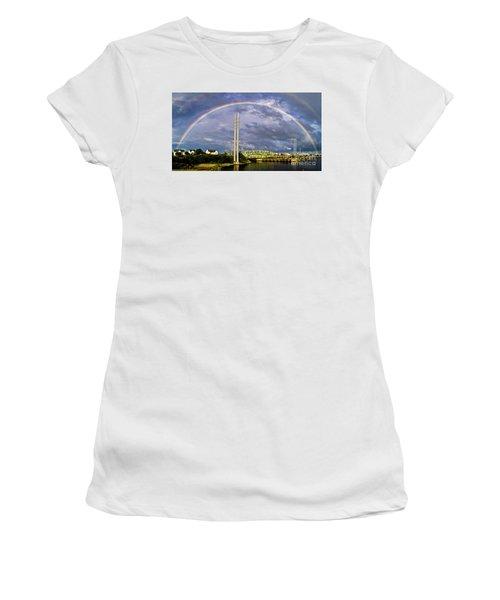 Bridge Of Hope Women's T-Shirt (Athletic Fit)