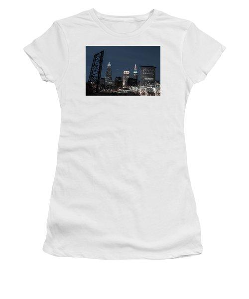 Bridges And Buildings Women's T-Shirt