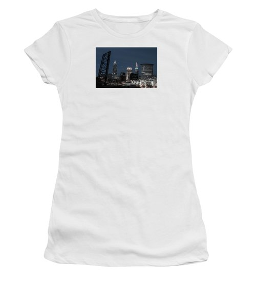 Bridges And Buildings Women's T-Shirt