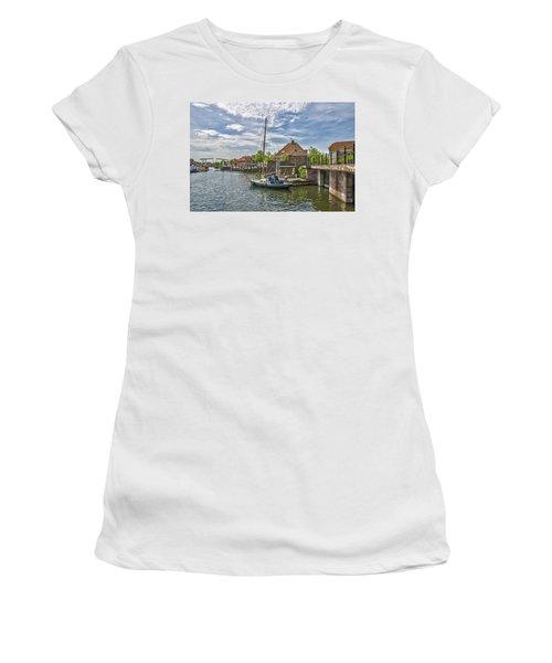 Brielle Harbour Women's T-Shirt (Athletic Fit)