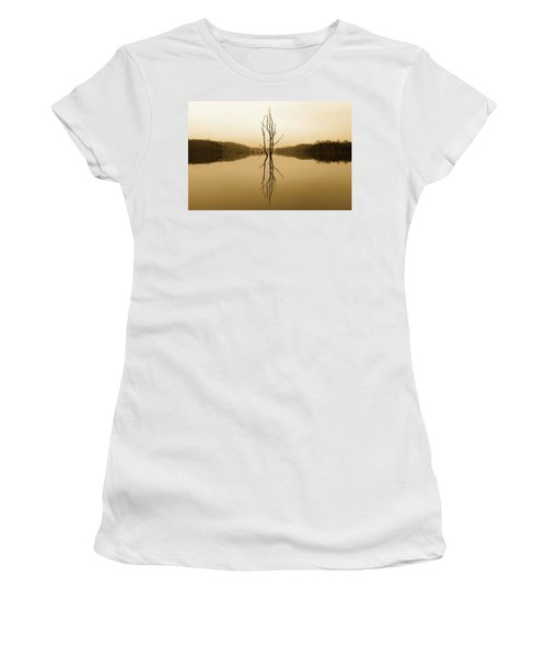 Briery Creek  Women's T-Shirt (Athletic Fit)
