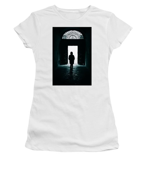 Bright Ancient Doorway Women's T-Shirt