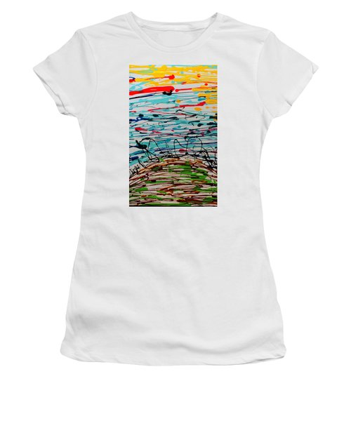 Brighter Day 1 Of 2 Women's T-Shirt