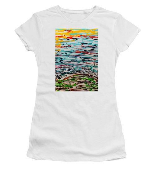 Brighter Day 2 Of 2 Women's T-Shirt