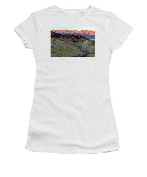 Brilliant And Subdued Women's T-Shirt