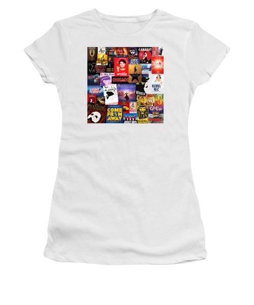 Broadway 15 Women's T-Shirt
