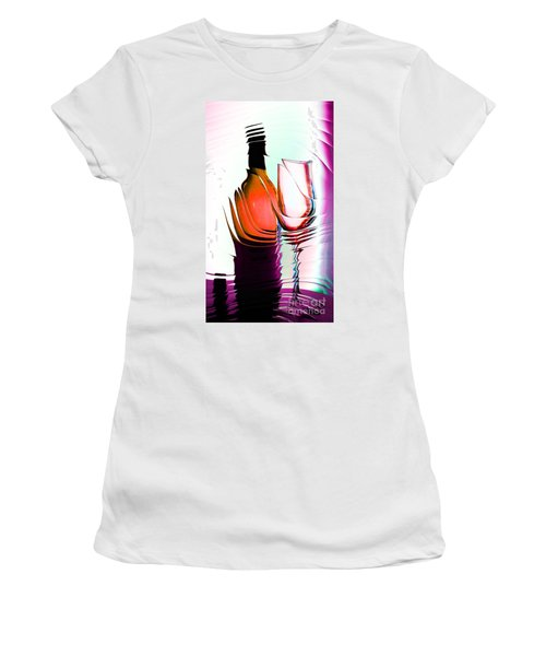 Broken Promise Women's T-Shirt (Junior Cut) by Donna Bentley