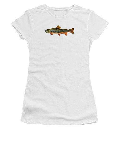 Brook Trout  Women's T-Shirt