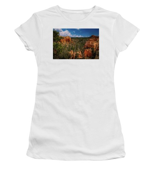 Bryce Canyon From The Top Women's T-Shirt