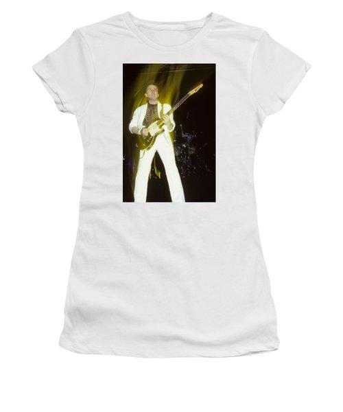 Buck Dharma Of Blue Oyster Cult Women's T-Shirt