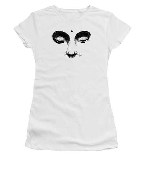Buddha Eyes T-shirt Women's T-Shirt