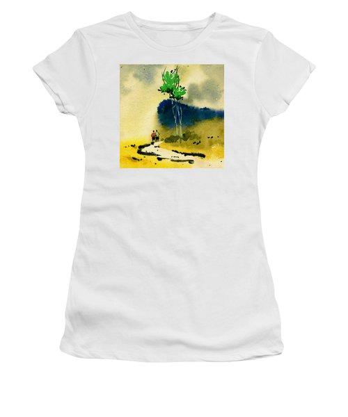 Buddies Women's T-Shirt (Athletic Fit)