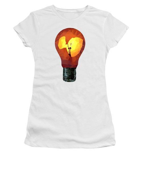 Bulb Women's T-Shirt