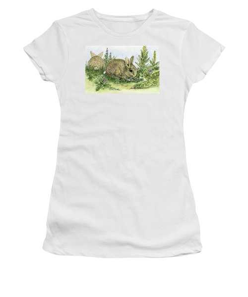 Bunnies Women's T-Shirt
