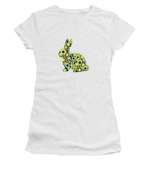 Bunny - Animal Art Women's T-Shirt