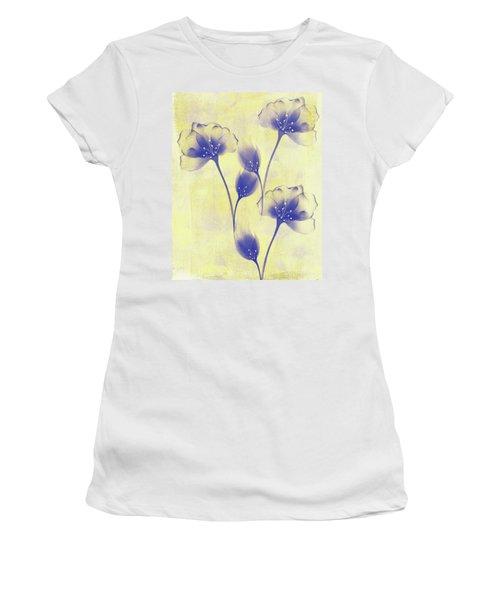Butter Yellow Morning Women's T-Shirt