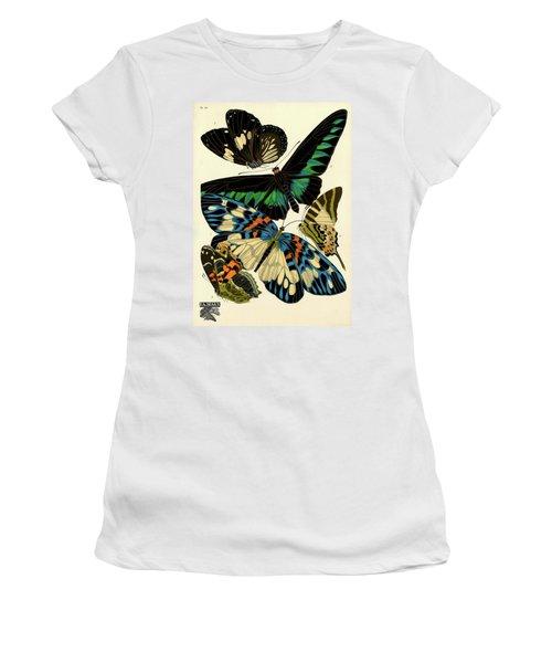Butterflies, Plate-10 Women's T-Shirt