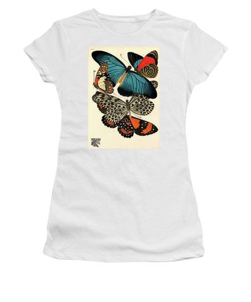 Butterflies, Plate-11 Women's T-Shirt