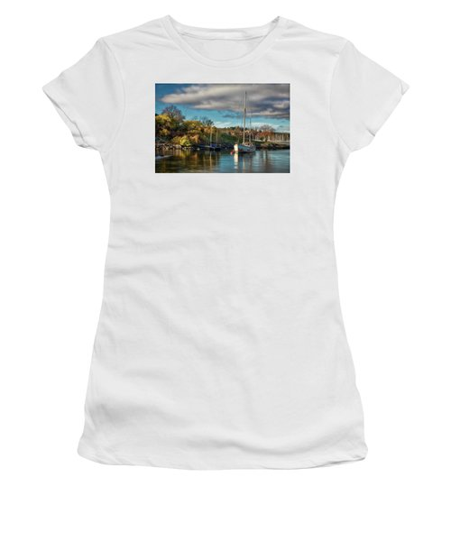 Bygdoy Harbor Women's T-Shirt