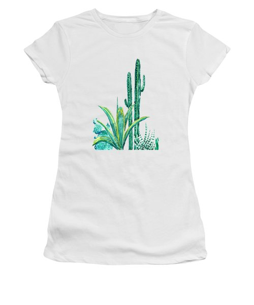 Cactus  Women's T-Shirt