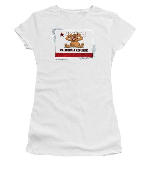 California Budget La La La Women's T-Shirt