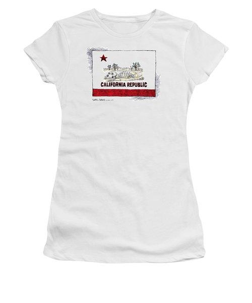 California Drought Women's T-Shirt