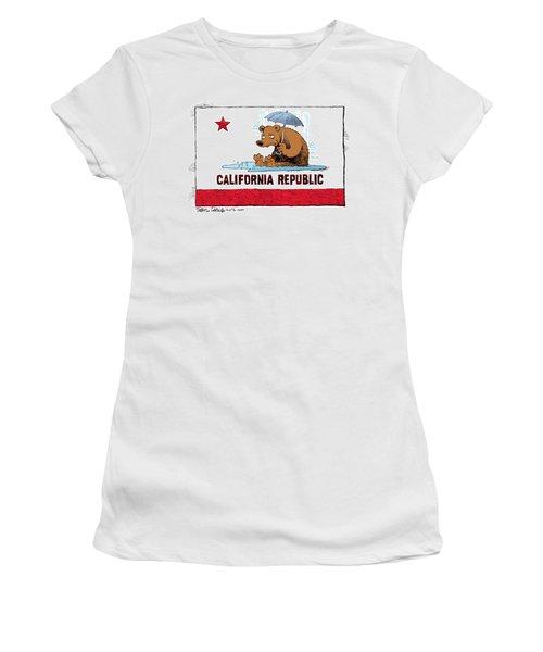 California Rain Women's T-Shirt