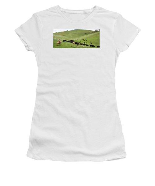California Ranching Women's T-Shirt