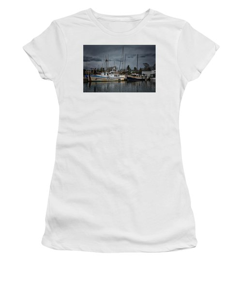 Women's T-Shirt (Junior Cut) featuring the photograph Camjim by Randy Hall