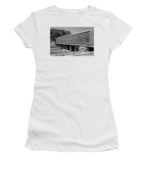 Canal Headgates Women's T-Shirt (Athletic Fit)