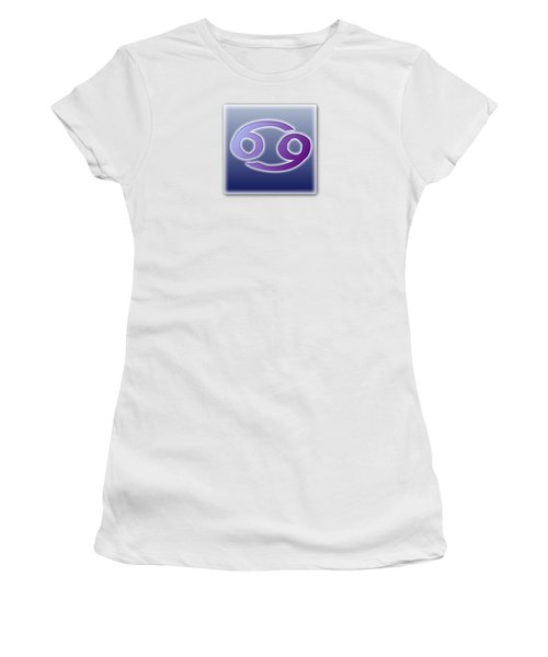 Cancer June 20 - July22 Women's T-Shirt (Athletic Fit)