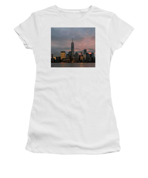 Candy  Women's T-Shirt (Junior Cut) by Anthony Fields