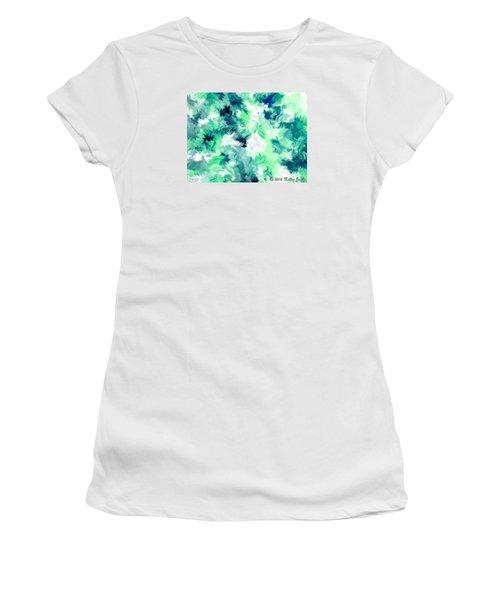 Can't Stop Smiling Women's T-Shirt (Junior Cut)