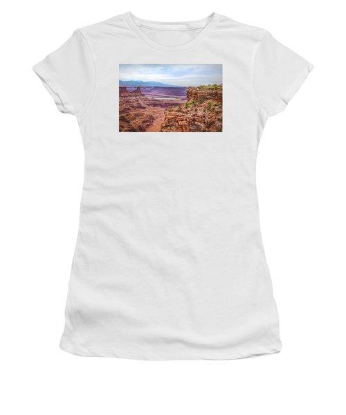 Canyon Landscape Women's T-Shirt